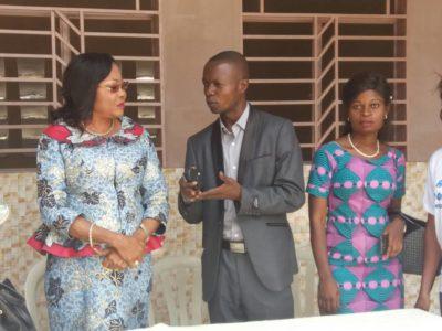 Le Staff du FAWE RDC